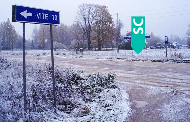 Latvijas smaguma centrs